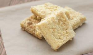 Toasted Coconut & Lemon Squares- Code#: DE076