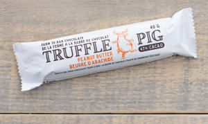 Truffle Pig Peanut Butter Chocolate Bar- Code#: DE1200