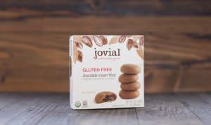 Organic Chocolate Cream Filled Cookies- Code#: DE1300