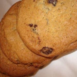 Jumbo Chocolate Chip Cookies- Code#: DE219
