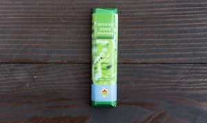 Organic Cool Mint Chocolate Bar- Code#: DE246
