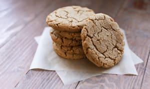 Gingersnap Cookies- Code#: DE249