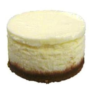 Individual NY Cheesecakes- Code#: DE375