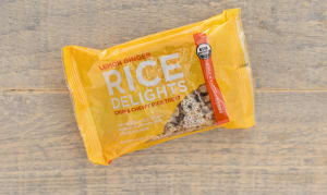 Organic Lemon Ginger Rice Delights- Code#: DE395
