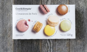 Macarons de Paris (Frozen)- Code#: DE8078