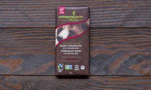 Grizzly Bar, Dark Chocolate with Raspberries- Code#: DE833