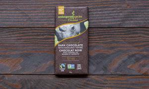 Rhino Bar - Dark Chocolate with Hazelnut Toffee- Code#: DE839