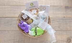 COCONAMA Easter Basket - Large- Code#: DE896