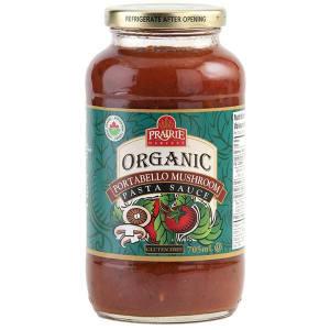 Organic Portabello Mushroom Pasta Sauce- Code#: DN0131