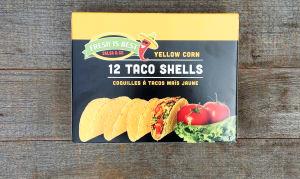 Yellow Corn Taco Shells- Code#: DN0234