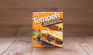 Tempeh - Smoky Maple Meatless Bacon - Vegan- Code#: DN029