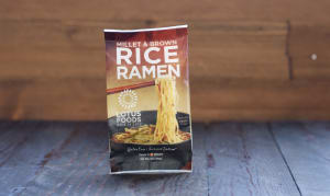 Millet & Brown Rice Ramen with Miso Soup- Code#: DN1202
