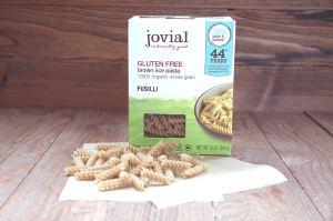 Organic Brown Rice Fusilli- Code#: DN1302