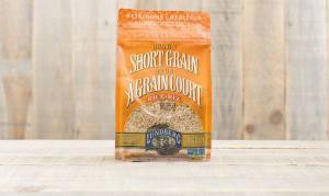 Short Grain Brown Rice- Code#: DN1701