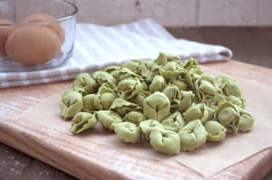 Spinach Cheese Tortellini- Code#: DN330