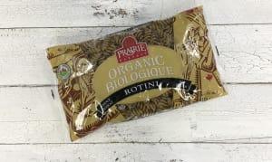 Organic Whole Wheat Rotini Pasta- Code#: DN3480