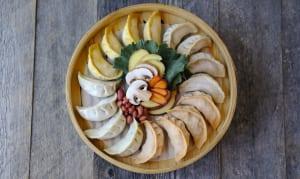 Vegan Variety Pack Dumplings (Frozen)- Code#: DN4101