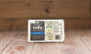 Organic Soft Tofu- Code#: DN504