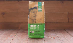 Organic Bolivia Medium Roast Whole Bean Coffee- Code#: DR0064
