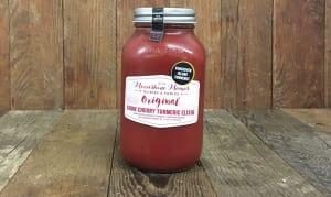 Original Big Mama Sour Cherry Turmeric Elixer- Code#: DR0146