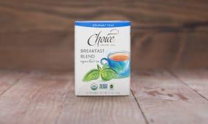 Organic Breakfast Blend Black Tea  (***formely English Breakfast Tea***)- Code#: DR0278