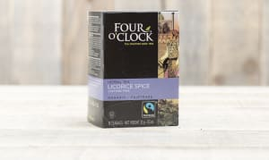 Organic Licorice Spice Tea- Code#: DR0319