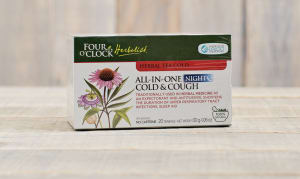 All-In-One Cold & Cough Herbal Tea - Night- Code#: DR0345