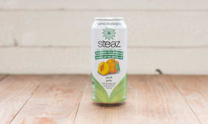 Organic Peach Iced Tea- Code#: DR047