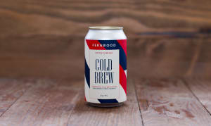 Carbonated Cold Brew Coffee- Code#: DR0508