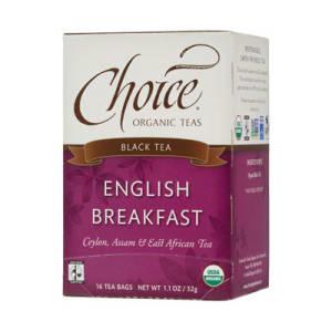 Organic English Breakfast Tea- Code#: DR210