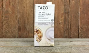 Organic Tazo Chai, Concentrate- Code#: DR293