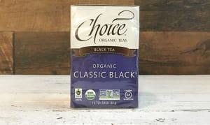 Organic Black Tea- Code#: DR3204