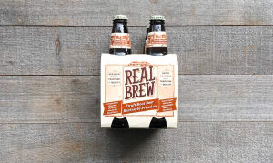 Real Brew Draft Root Beer- Code#: DR3721