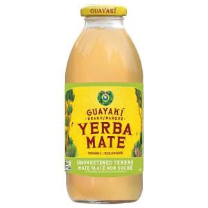 Organic Unsweetened Yerba Mate- Code#: DR7205