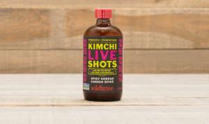 Spicy Korean Kimchi Live Shot- Code#: DR736