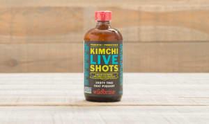 Zesty Thai Kimchi Live Shot- Code#: DR737