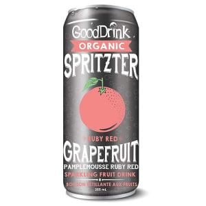 Organic Ruby Red Grapefruit Spritzter- Code#: DR9471
