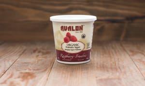 Organic Raspberry Yogurt - 2.6% MF- Code#: DY069