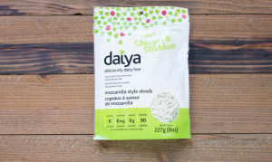 Mozzarella Style Shreds- Code#: DY300