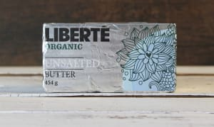 Organic Unsalted Butter- Code#: DY3142