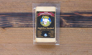 Applewood Smoked Cheddar- Code#: DY531