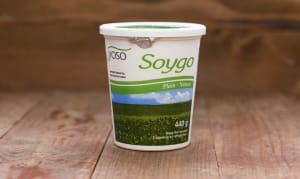 Soygo Plain Soy Yogurt- Code#: DY870