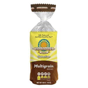 Soft Multigrain Sandwich Bread (Frozen)- Code#: FZ163