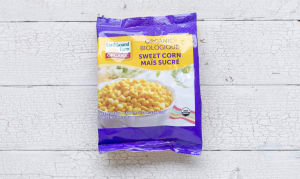 Organic Sweet Corn (Frozen)- Code#: FZ3014
