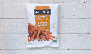 Sweet Potato Fries (Frozen)- Code#: FZ303