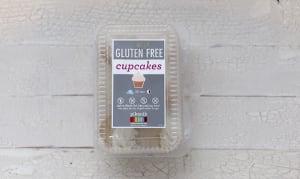 Gluten Fricken' Free Vanilla Cupcakes (Frozen)- Code#: FZ752