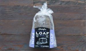 Flax Loaf (Frozen)- Code#: FZ939