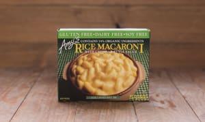 Mac & Cheese (Rice Pasta) - Dairy / Gluten / Soy Free (Frozen)- Code#: FZ952
