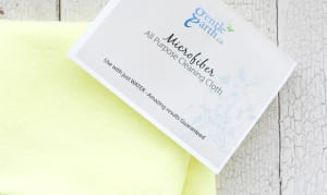 Microfiber All Purpose Cleaning Cloth - Yellow- Code#: HH0014
