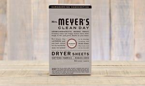 Lavender Dryer Sheets- Code#: HH0065